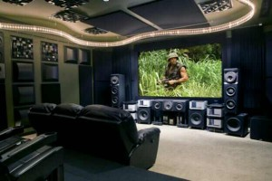 Home theatre electrical wiring and multimedia electrical experts in Melbourne